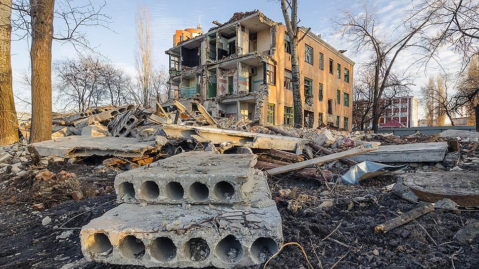 Как «Развитие» планировала перестроить ветхий квартал