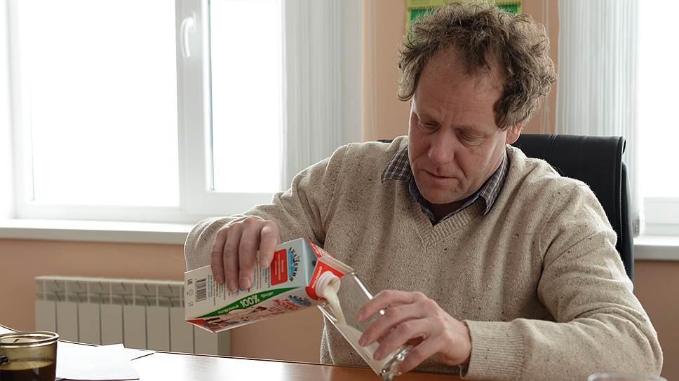 Штефан Дюрр пришел на «Красный Восток» / «Эконива» купила молочный комплекс в Воронежской области и построит еще два