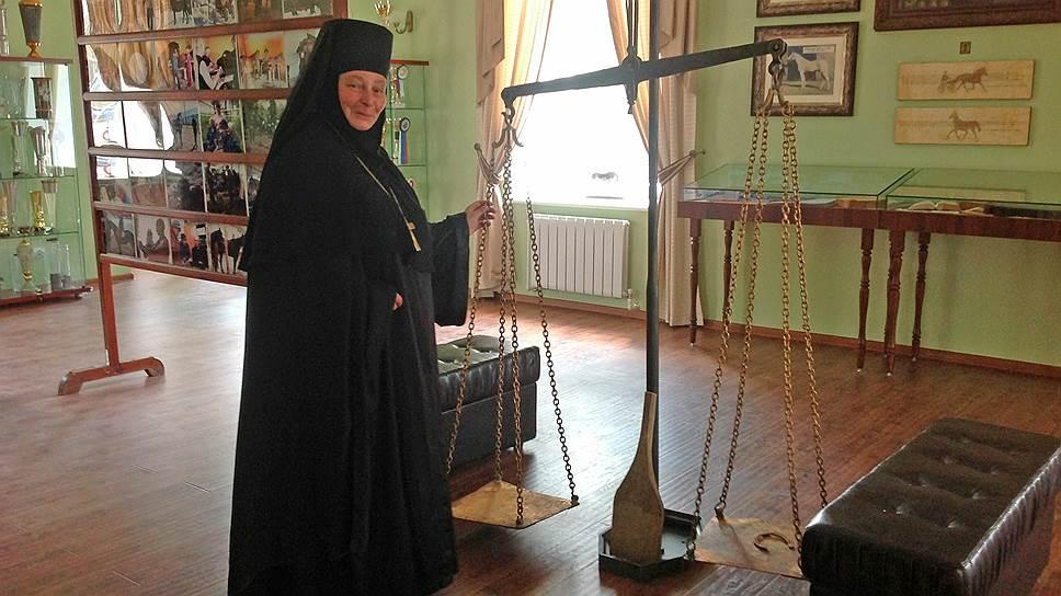 Настоятельница болховского женского монастыря игуменья Евфалия (Мастепанова)