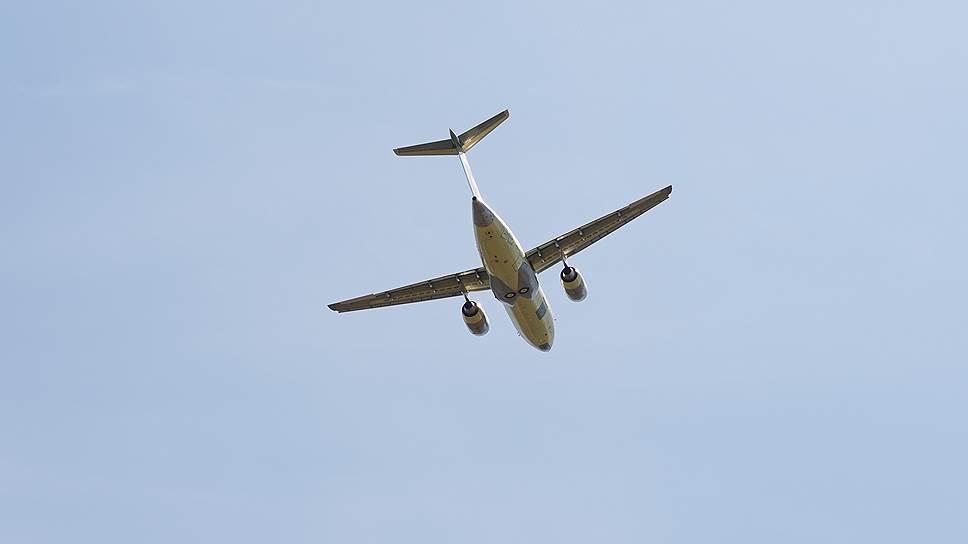 Последний Ан-148 может улететь с ВАСО в 2018 году