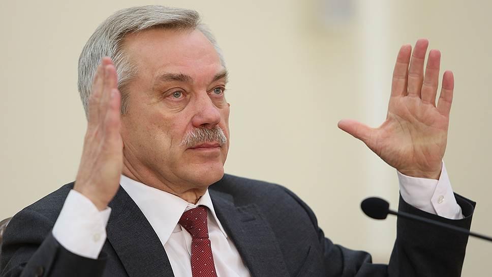 За счет чего Евгений Савченко намерен развивать экономику Белгородской области