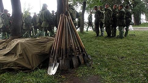 Приграничным базам назначили срок  / Военные городки в Воронежской и Белгородской областях должны достроить до конца года