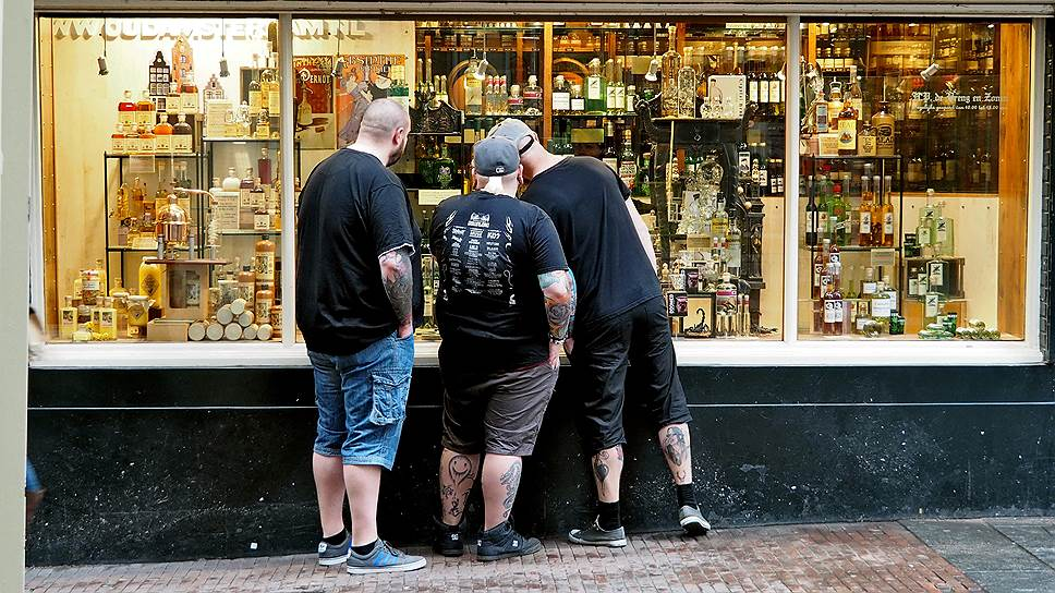 Из жилых домов Липецка уводят легальный алкоголь
