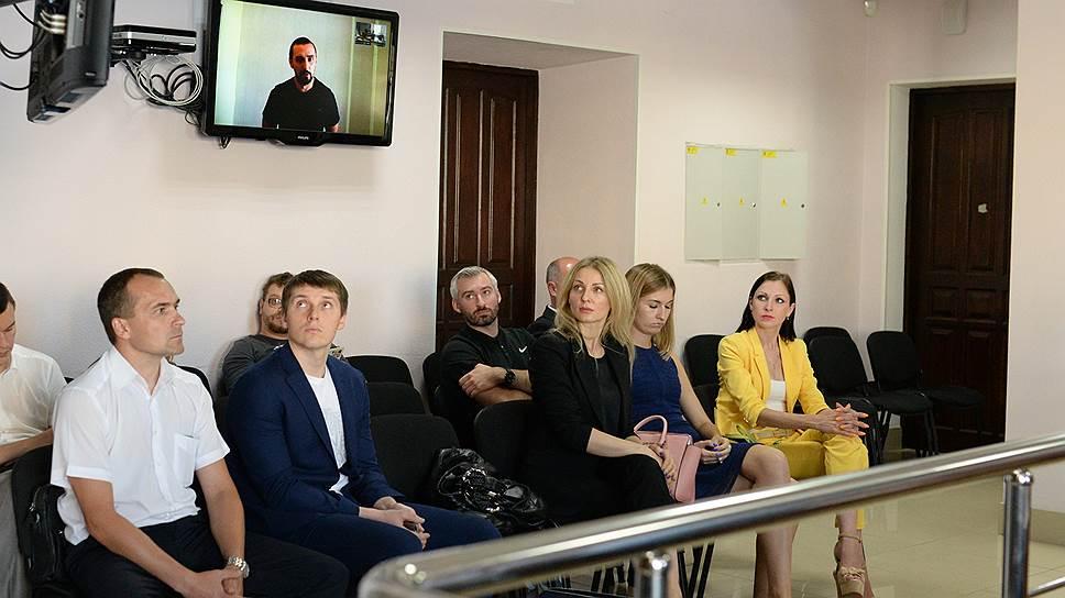 Как воронежские адвокаты протестовали в защиту Николая Шмакова