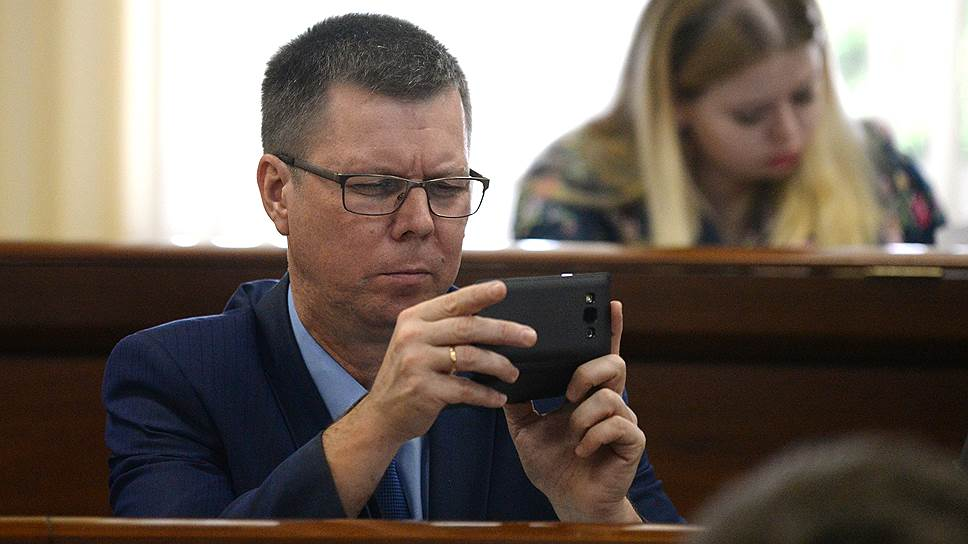 Разрешение навозвращение / Куратором градостроительной сферы Воронежа вновь стал профильный вице-мэр
