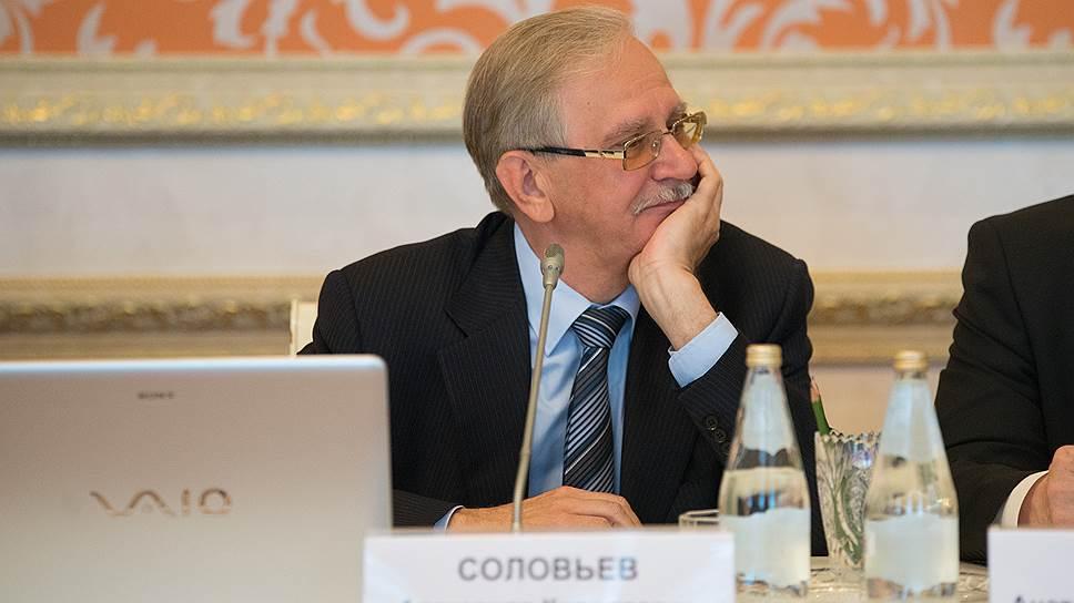 Александр Соловьев взбирается на «Олимп здоровья» / Экс-банкир инвестирует около 1 млрд рублей в частную медклинику