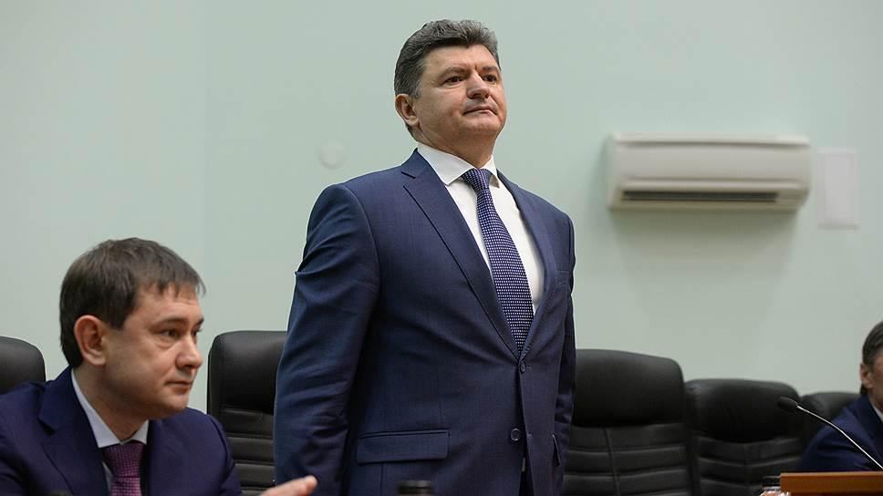 Как вступал в должность председатель Воронежского облсуда