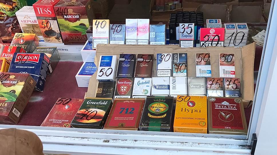 Дым без отечества / Эксперты отмечают бум табачной контрабанды из Белоруссии