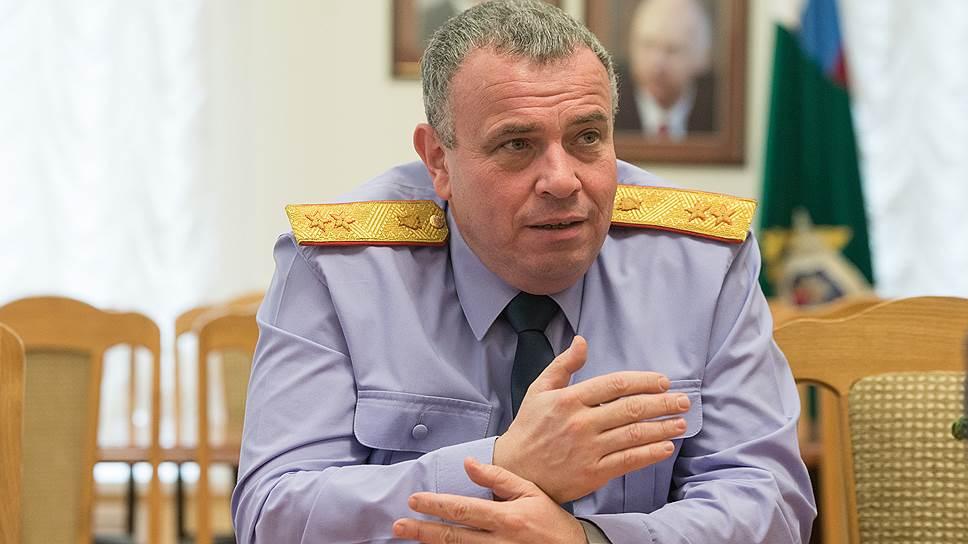 Что порождает коррупцию — мнение главы СКР по Воронежской области