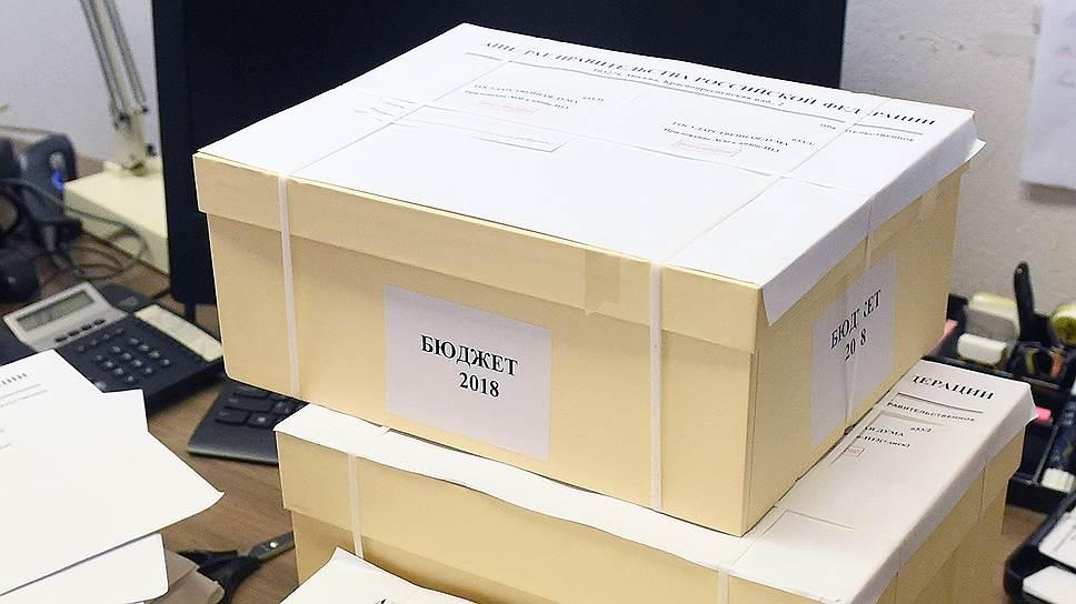 Бюджеты смешивают с бюллетенями / Области Черноземья впервые верстают главные финансовые документы без дефицита