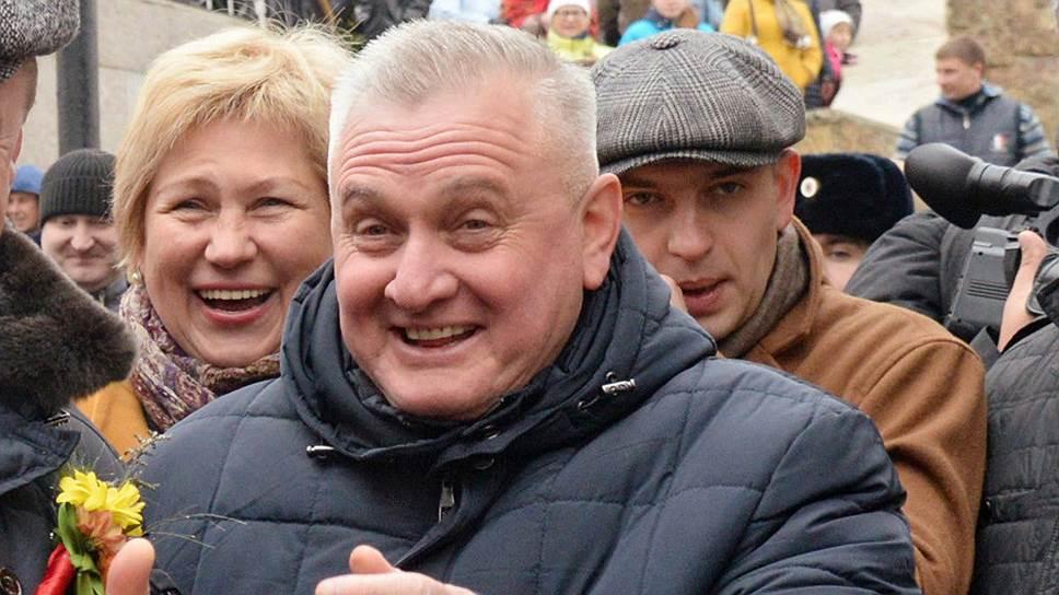 Экс-мэр Тамбова Юрий Рогачев может быть доволен условным сроком