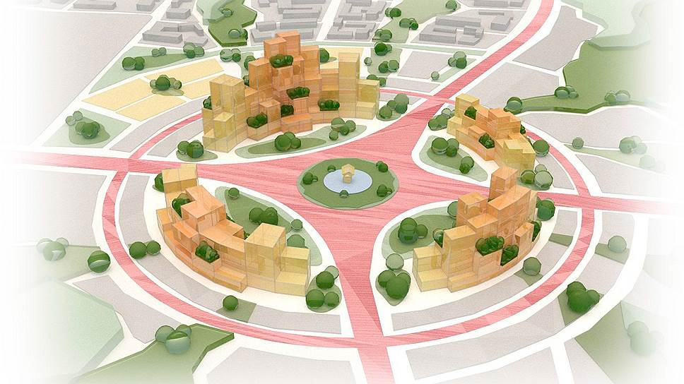 Белгород вырастает до Сити / «Административно-чиновничий» центр может переехать в «яблоко» на юго-западе города