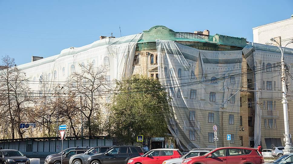 Что «Выбор» намерен делать около центральной площади Воронежа