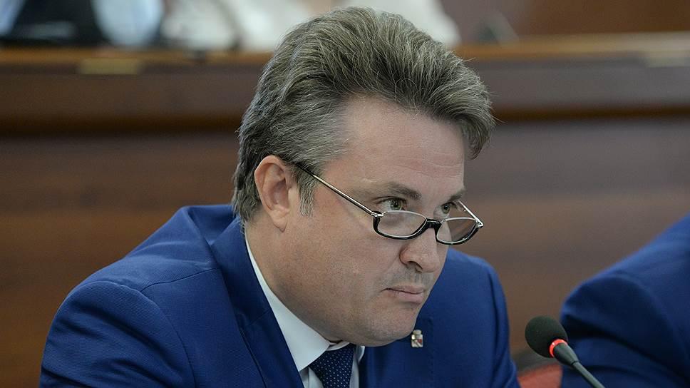 Не прокатите мимо / В Воронеже началось разбирательство по делу о вымогательстве у первого вице-мэра