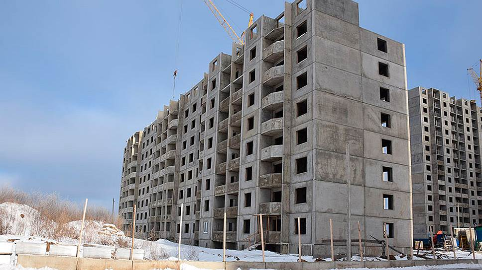 «Орелстрой» ищет выход / Перед экспансией в Нижегородскую область компания планирует увеличить мощности
