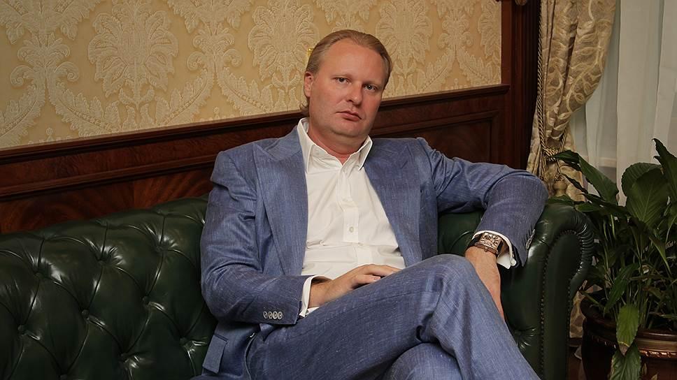 Бывший заместитель министра сельского хозяйства России Алексей Бажанов