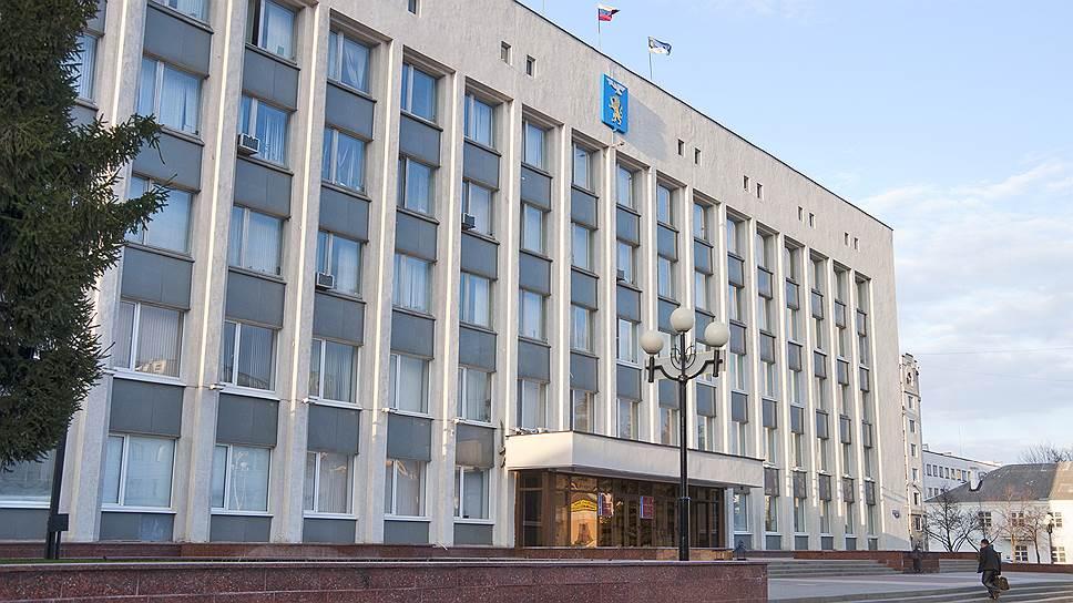 Горсовет Белгорода теряет масштаб / Единороссы хотят сократить число депутатов с 54 до 39