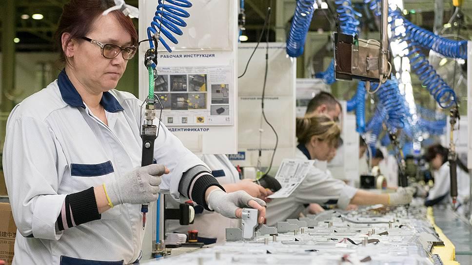 Что будет производить завод Андрея Благова