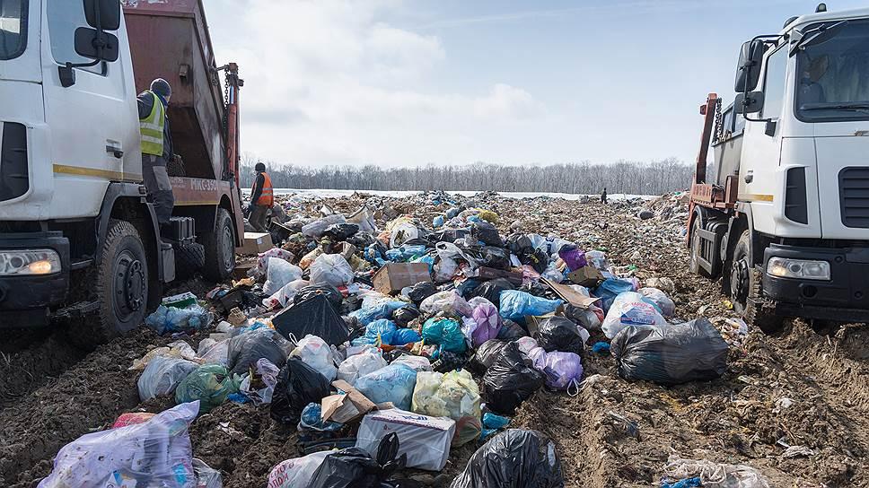 Не все в сборе / Регионы Черноземья продолжают искать операторов для обращения с отходами