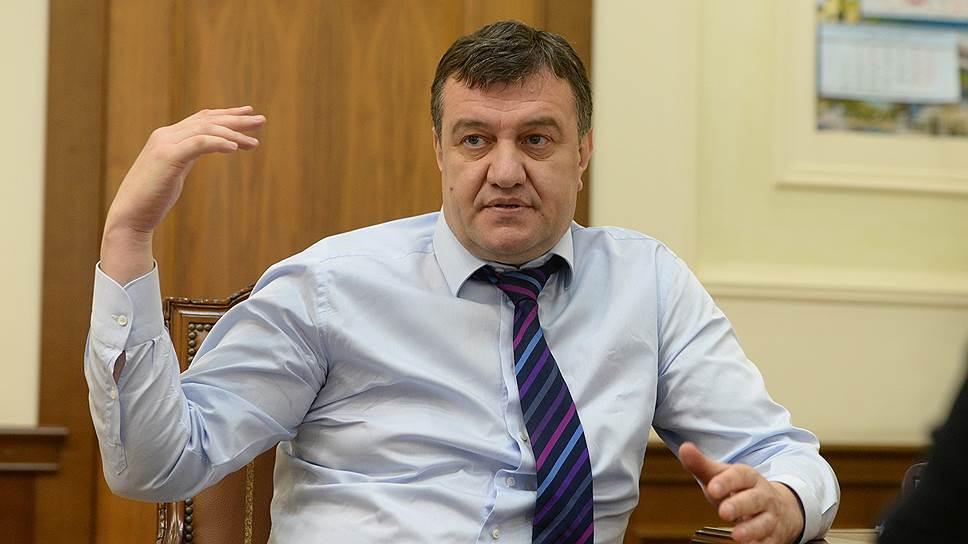 Игорь Тиньков: «Окружение, которое сегодня рядом сгубернатором, хотело бы сохраниться как можно дольше»