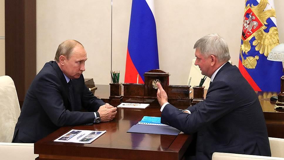Какие параметры воронежской ОЭЗ одобрил Владимир Путин