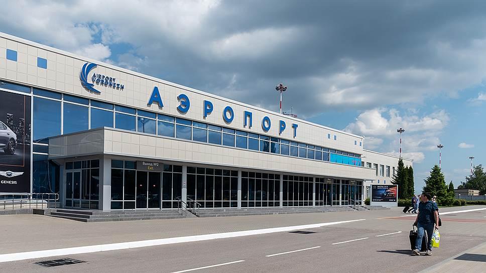 Воронежский аэропорт обрастет инфраструктурой / Его могут дополнить грузовым терминалом, автостанцией, метро и скоростным поездом