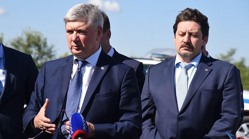 Воронежский губернатор оказался незаменим / Он уволил всех своих заместителей