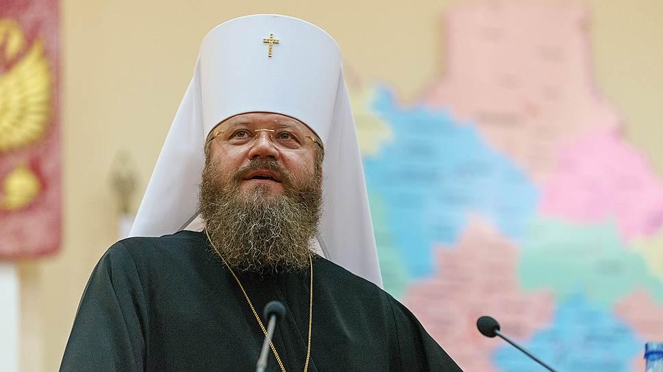 Митрополит Тамбовский и Рассказовский Феодосий может добиться передачи епархии бывшего келейного корпуса