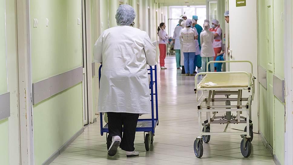 Ампутация привела к уголовному делу / Воронежских врачей подозревают в причинении тяжкого вреда по неосторожности
