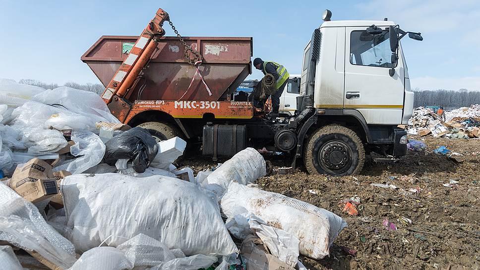 Тамбовский мусор убрали в кассации / Региональным оператором по обращению с отходами осталась ТСК