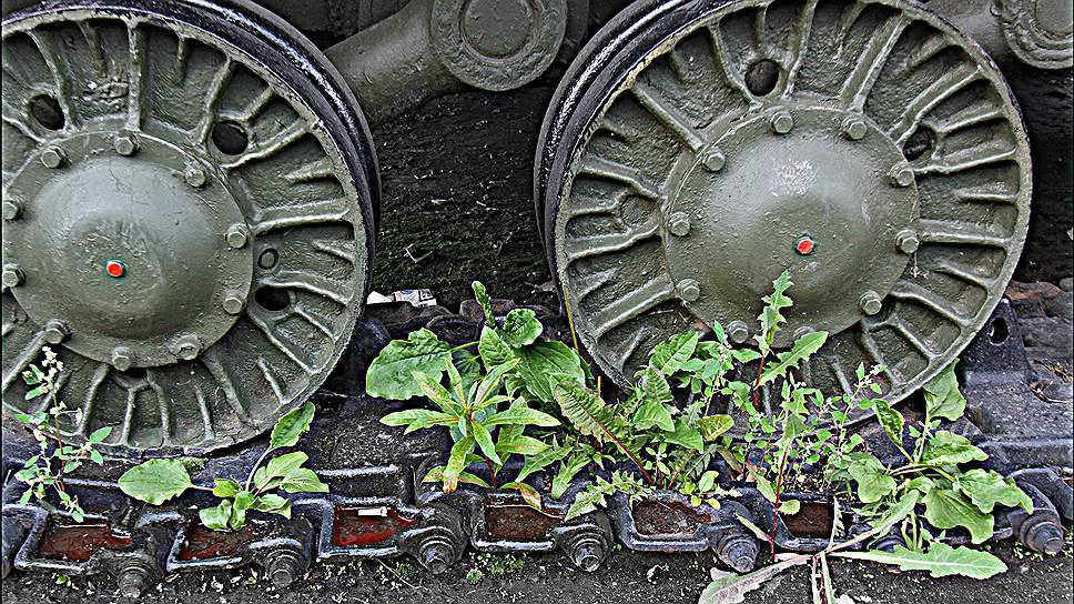 Как банкротился липецкий завод гусеничных тягачей