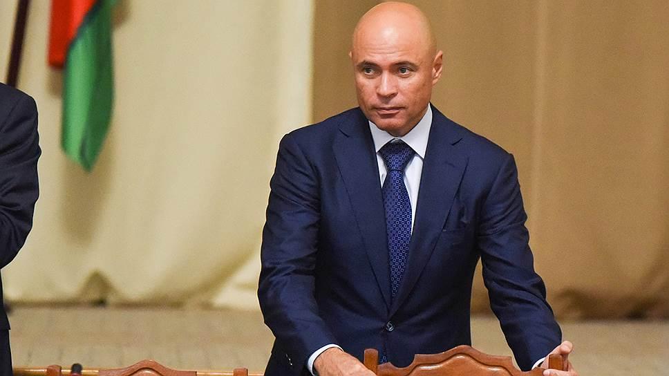 Врио губернатора Липецкой области Игорю Артамонову нравится самовыдвижение