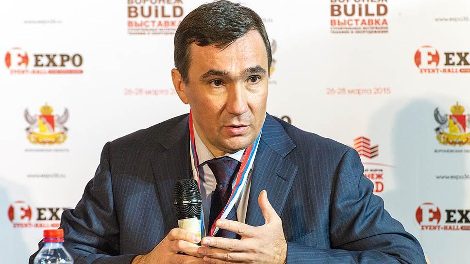 Девелопер Евгений Хамин продвигает проект воронежского  технополиса
