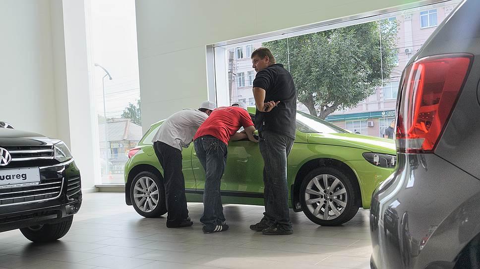Представителями  Volkswagen в Воронеже могут стать сразу нескольких местных бизнесменов