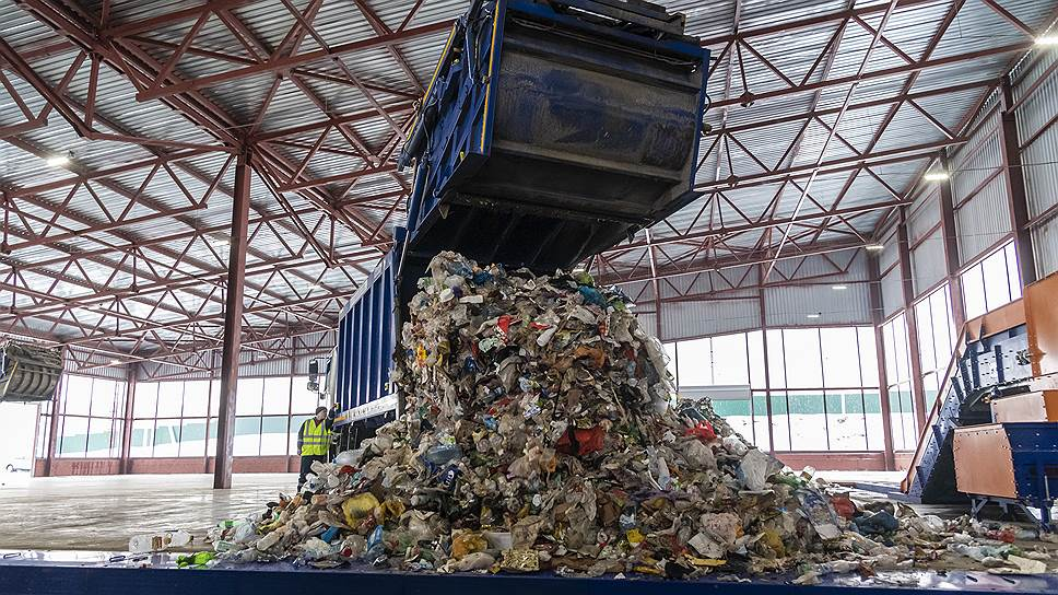 Курский мусор недооценили / Региональный оператор по обращению с ТКО заявил о колоссальных убытках