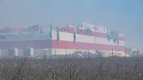 «Магнит» замкнул проводку  / Под Воронежем потушили крупнейший техногенный пожар в истории региона