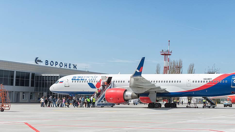 Аэровокзал для двоих / «Новапорт» вновь попробует стать совладельцем воронежского аэропорта