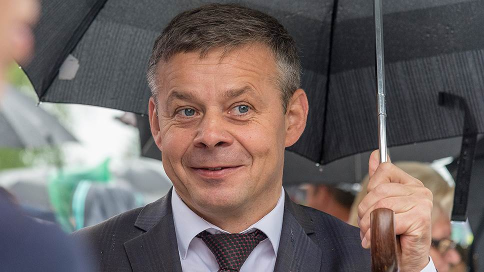 Депутат меняет кресло / Виктор Карамышев планирует покинуть Госдуму и возглавить мэрию Курска