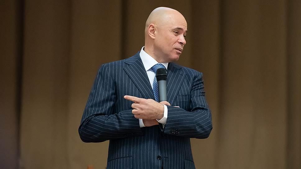 Игорь Артамонов выбрал компромисс / Врио липецкого губернатора пойдет на выборы от «Единой России»
