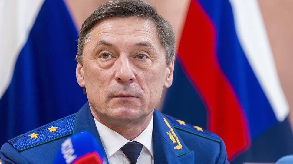 Николай Шишкин дольше всех своих предшественников руководит прокуратурой региона