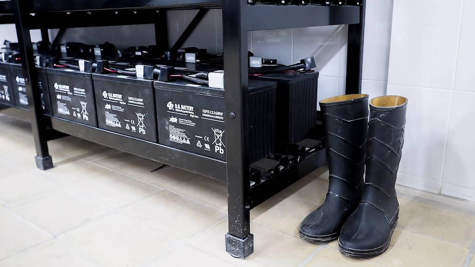 Курские аккумуляторы перезаряжают / Их производитель вкладывается в увеличение мощностей