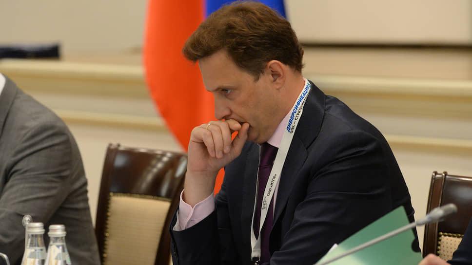 Александр Ганов развился докорпорации / Он освободил должность первого вице-губернатора Тамбовщины «без претензий»