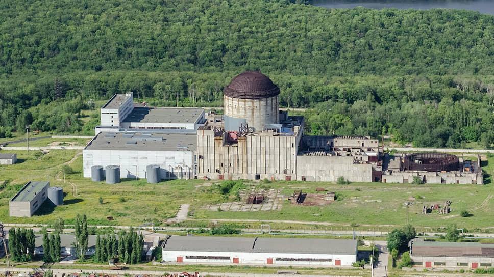 ВАСТ тут постояла / Снос Воронежской атомной станции теплоснабжения оценивается в 1 млрд рублей