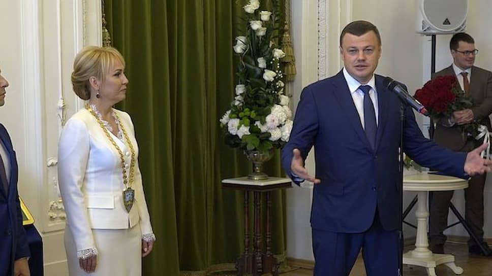 Тамбову нашли антикризисного мэра / Городскую администрацию возглавила Наталия Макаревич