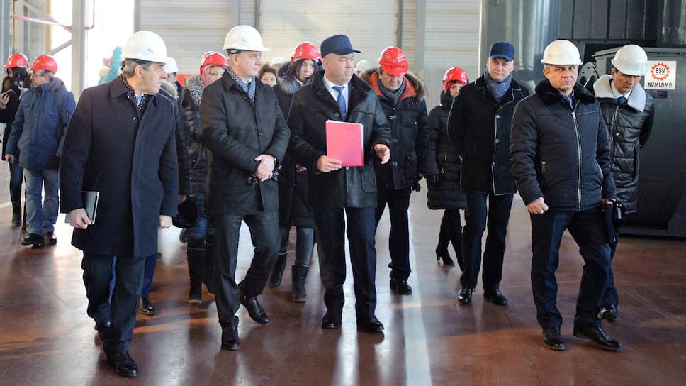 Limonte пошла по Грибановский / Группа может получить новый машиностроительный актив в Воронежской области