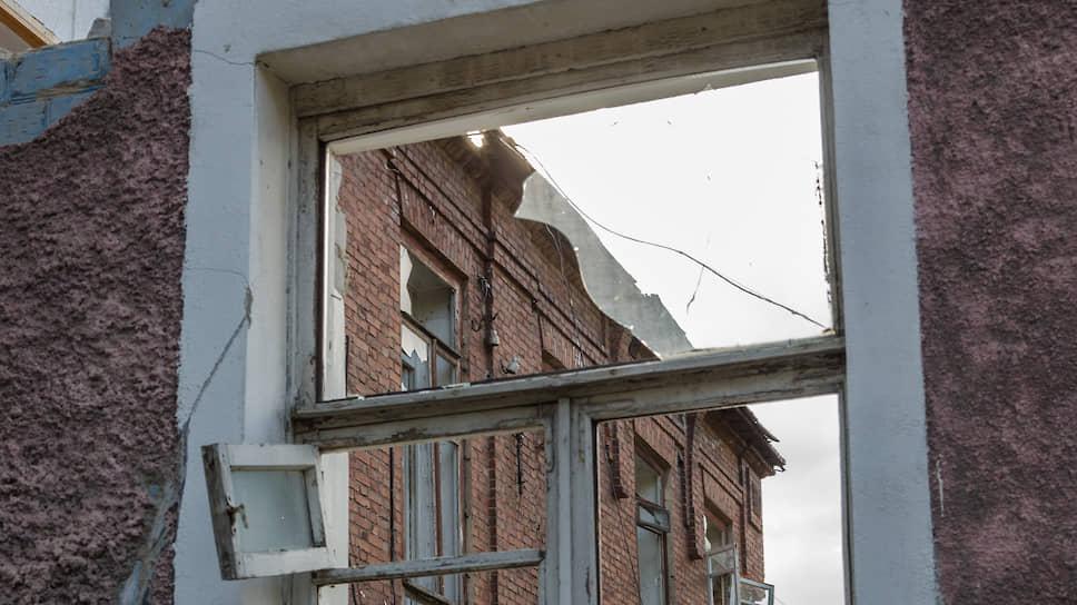 Жилье теряет культуру / Воронежские памятники архитектуры не вписываются в программы капремонта