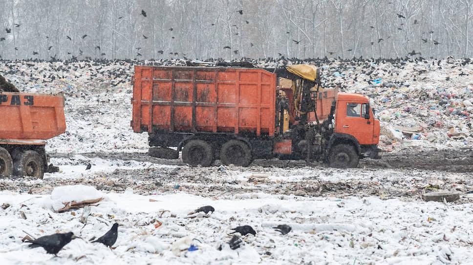 Воронежский мусор оставят при себе / Вывозом отходов в семи кластерах региона может заняться областное предприятие