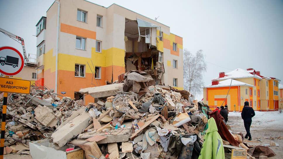 Взрыв привел к переезду / Пострадавших от взрыва газа белгородцев переселят в новую многоэтажку