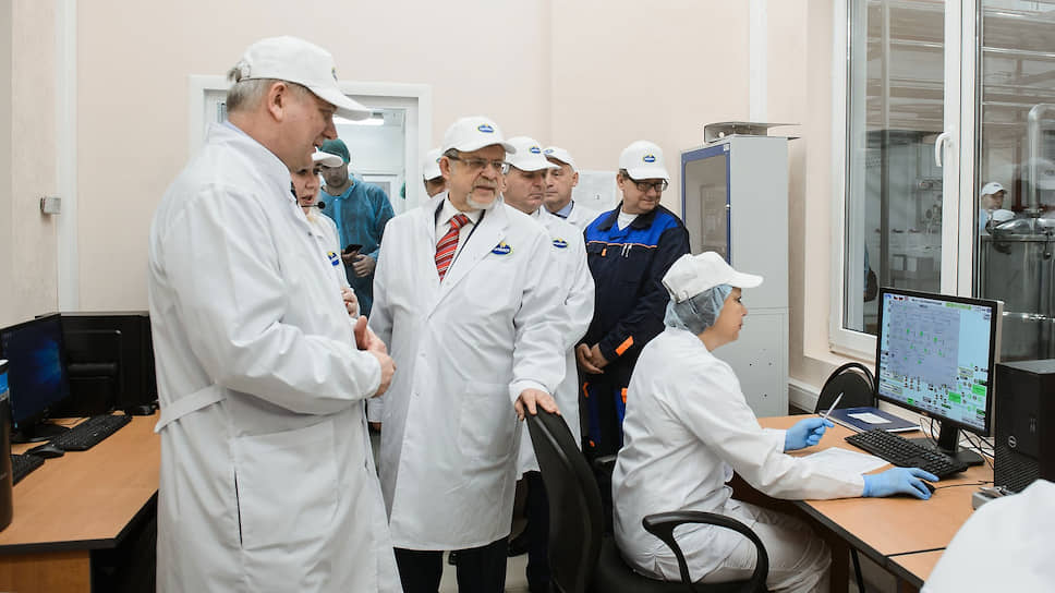 «Разделение молока не имеет границ» / В Воронежской области открыли завод по переработке сыворотки за 2,4 млрд рублей