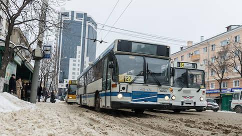 Маршруты прокладывают на год  / В Воронеже разыгрывают последние краткосрочные контракты на пассажирские перевозки